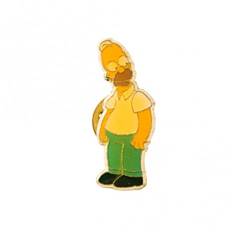 Pin's vintage Homer les Simpson 90's