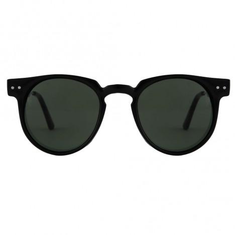 Lunettes de soleil Spitfire Teddy Boy pantos noires - Boutique Vintage a90a88936b77