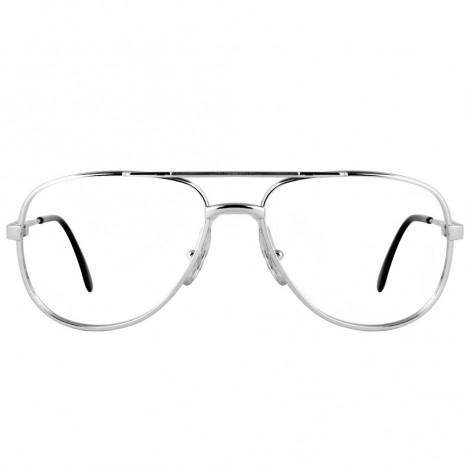 lunettes vintage aviator acier gris bourgeois france 90 39 s boutique vintage. Black Bedroom Furniture Sets. Home Design Ideas