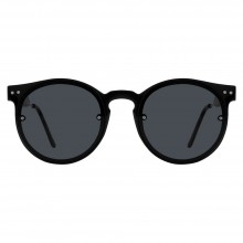 Lunettes de soleil Spitfire Post Punk all black 90's
