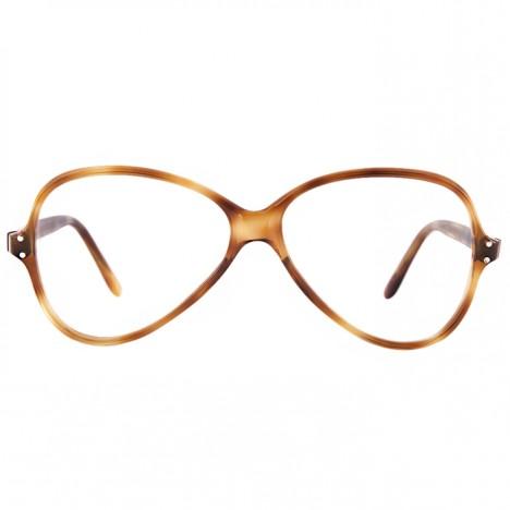 1a29e872e80eb5 Monture vintage forme papillon turtoise Sol Amor - Boutique Vintage