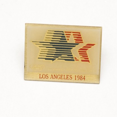 Pin's Vintage Jeux olympiques Los Angeles 1984
