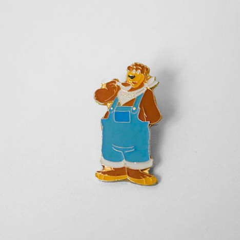 Pin's kellogs Chocos vintage