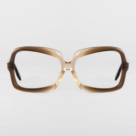 ambre 70 dorées vintage Dior Lunettes Christian années et femme qFIAW7w