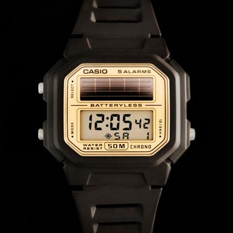 montre solaires casio