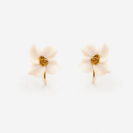 boucle d'oreilles annee 60