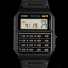 Montre Casio calculatrice style Walter White (Breaking Bad)