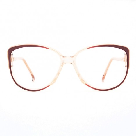 Lunettes vintage Christian Olivier mamie style 70's