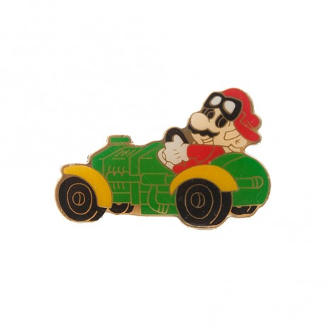 Pin's collector mario Kart vintage
