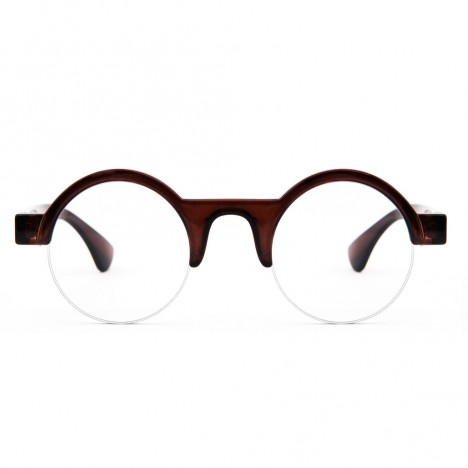 low priced release info on best cheap Lunettes de vue spitfire Sporck marrons