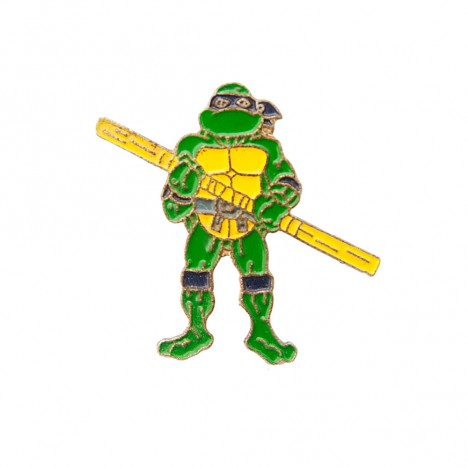 Pin's Donatello tortue ninja 90's