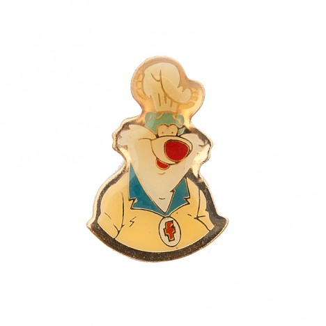 Pin's vintage flunch 80's