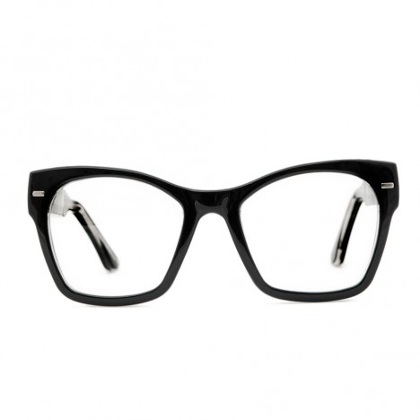 Lunettes Spitfire Coco style wayfarer oversize
