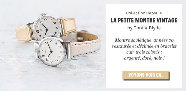 Petite montre Luch vintage