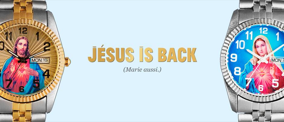 montre jesus