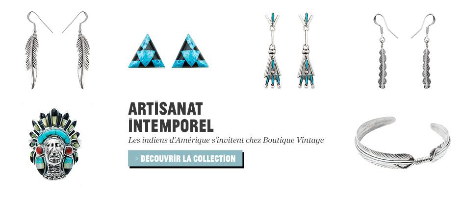 Bijoux amerindiens